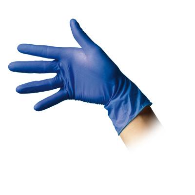 Nitril Handske med Aloe Vera 200 st/fp S