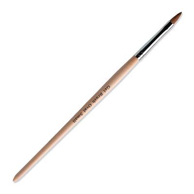 Gel Brush Oval