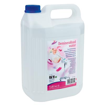 Avmineraliserat vatten 5 lit