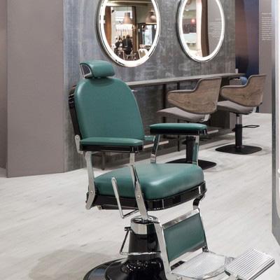 Barberarstol Zerbini