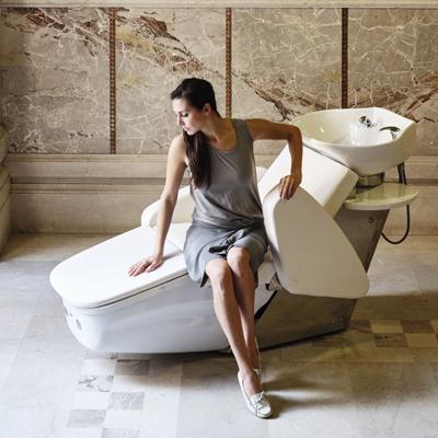 Mercury Comfort schamponering + fotbad