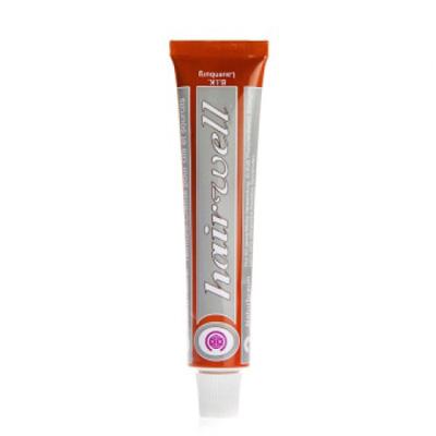 Hairwell Fransfärg 20 ml Ljusbrun