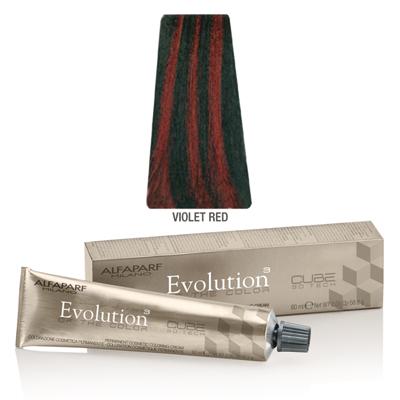 Evolution nr VIOLETRED
