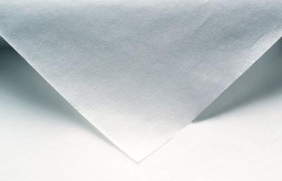 Papper tunnt non vowen 60 cm x 70 m färg Grön