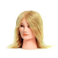 Övningshuvud Blond M 9866