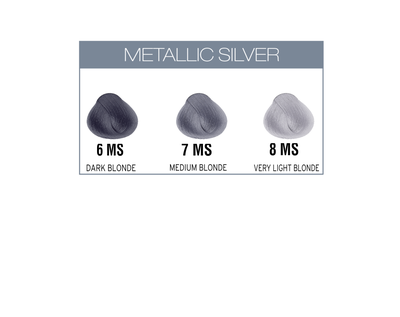 Evolution Metallic Silver 60 ml