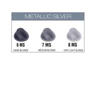 Evolution Metallic Silver 60 ml